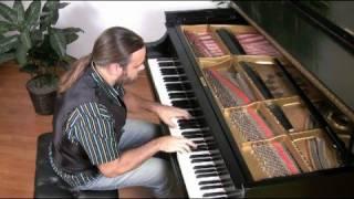 Maple Leaf Rag By Scott Joplin | Cory Hall, Pianist-composer (older Version)