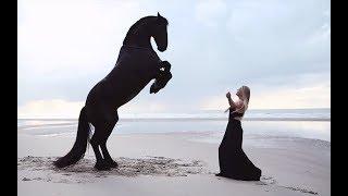 Невероятно красивая пара! Любовь в каждом движении. Замечательное видео