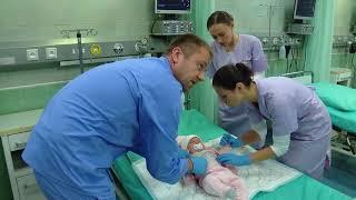 Lekarze musieli ratować niemowle z wysoką gorączką [Szpital ODC. 724]