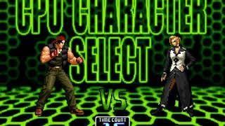 [TAS] KOF 2002 3rd Strike Of Orochi - Single Random