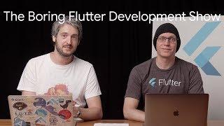 Technical Debt and Streams/BLoC - The Boring Flutter Development Show, Ep. 4 | Kholo.pk