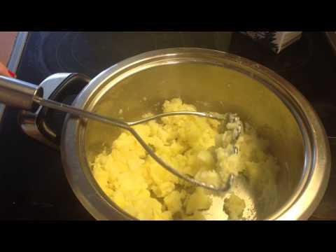 Kartoffelpüree - Rezept für Kartoffelpüree - Hausgemachter Kartoffelpüree