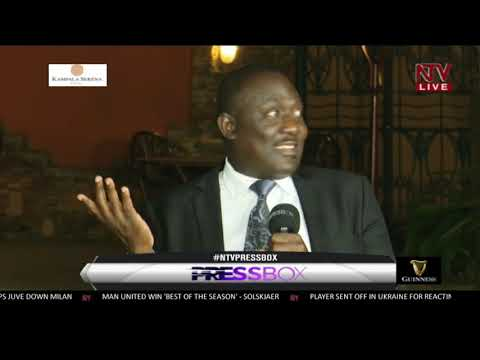 NTV PRESS BOX: Aggrey Ashaba speaks out on his 2 year reign at KCCA FC