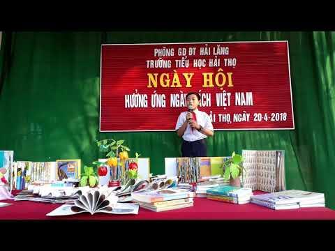 Giải nhì kể chuyện - Ngày đọc sách Việt Nam 2018