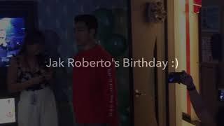 Jak Roberto On His 24th