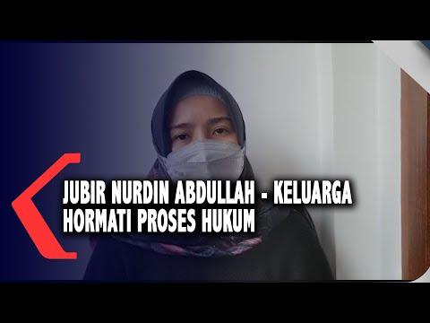 Deretan Kasus Nurdin Abdullah, Jubir Nurdin Abdullah : Keluarga Hormati Proses Hukum
