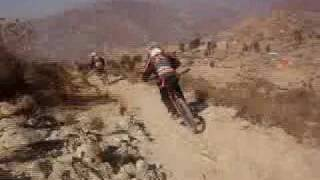 Xtreme DownHill Apana Single Track Bolivia w/power music (www.xtremedownhill.com)