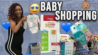 Baby Shopping for the first time ( FIRST TIME MOM)
