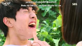 [Vietsub + Kara] When Love Comes - Lee Hong Ki (OST Modern Farmer)