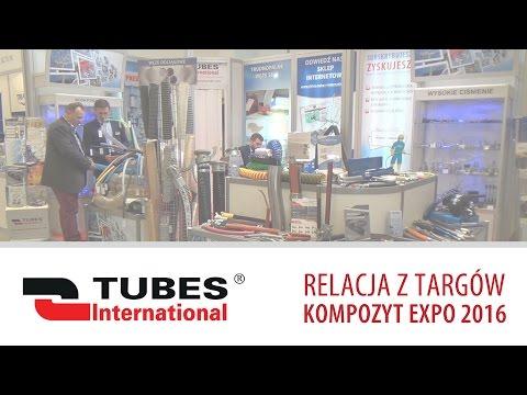 Targi KOMPOZYT EXPO 2016 - Tubes International - zdjęcie
