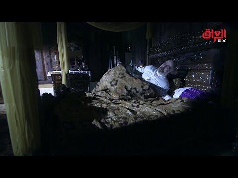شاهد بالفيديو.. لحظة وفاة الزعيم السابق للحارة بعد حسرته على ابنته خاتون