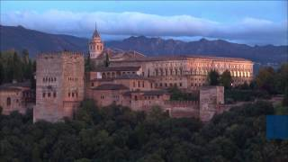 Alhambra, Granada, Spain - New7Wonders World Tour