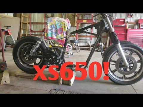 Custom Yamaha XS650 by Soyouz Cycles - смотреть онлайн на Hah Life