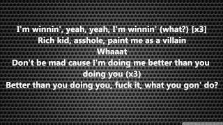 Childish Gambino - Sweatpants lyrics