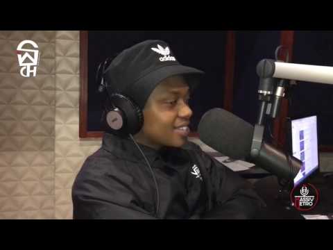 A-Reece – Freestyle on #theSwitchUp