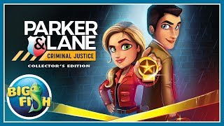 Parker & Lane: Criminal Justice Collector's Edition video