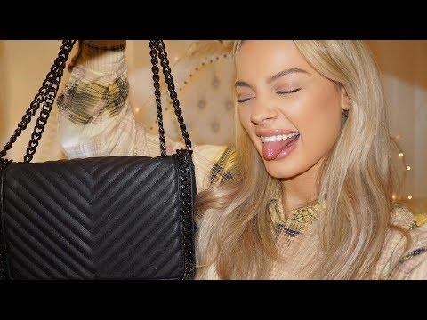 WHAT'S IN MY BAG / PURSE 2017 | Madison Sarah
