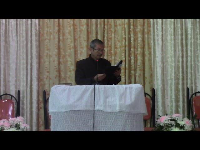 Seminario de Evangelismo – Culto Matutino – Pastor Felipe Castaño