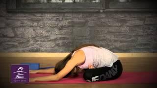 Οn line γυμναστική από το σπίτι Yoga με την Κρυσταλία από Homefitness.gr