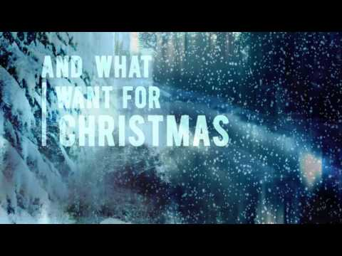 What I Want for Christmas by LEMON (Lyric Video 2012)