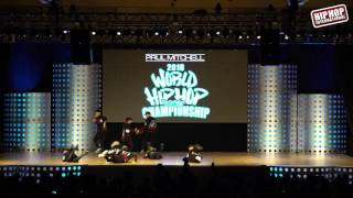 Prophecy - USA (Silver Medalist Adult Division) @ #HHI2016 World Semis!!