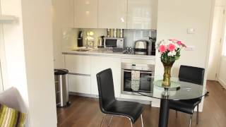 preview picture of video 'NEW: The City Serviced Apartments walkthrough tour - Boutique London Lets - The City, London'