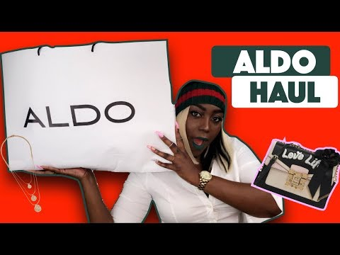 *HUGE* ALDO Haul | Purses | Jewelry | Sunglasses