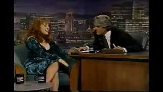Julie Brown on The Tonight Show 1994
