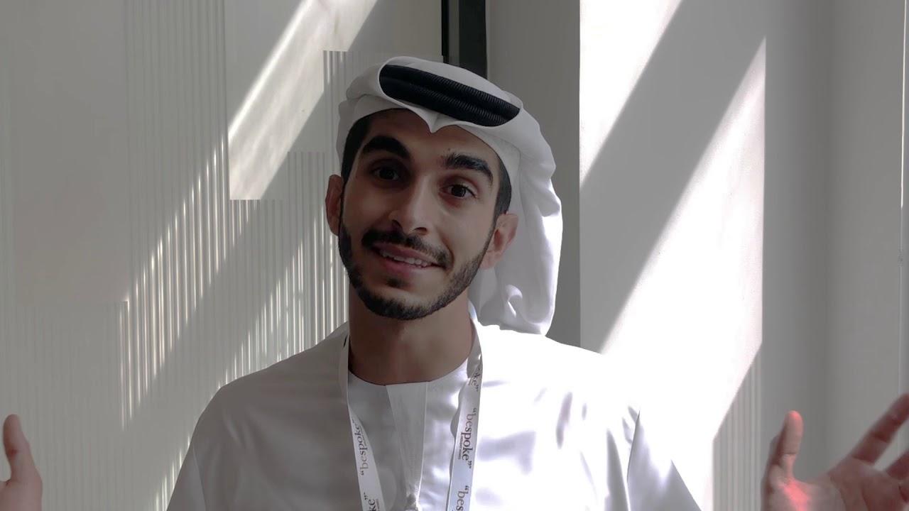 SAS MEA2019 interviews: Omar Al Mheiri, letswork