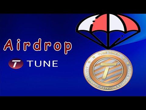 Ganhe U$13 Dólares no Airdrop Tune Token !🚀
