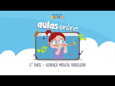Projeto de Música – Herança Musical Brasileira