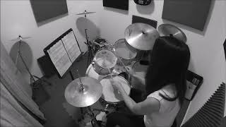 Anna Eleftherou – Afrocuban medley for drumset (F. Malabe & B. Weiner)