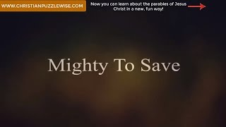 ✞ Mighty To Save With Lyrics    By Ben Fielding And Reuben Morgan   Christian Worship Songs ✞