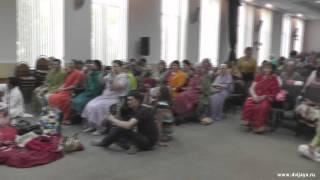 After puja Budda 11/05/2014 Mukhiram - После пуджи Шри Будде 11 мая 2014