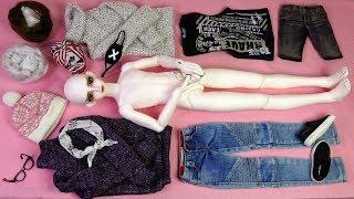 ★구체관절인형 시니어델프 테라 개봉후기/SD남아★Ball Jointed Doll LUTS SENIOR DELF TERRA Unboxing/BJD かわいい人形
