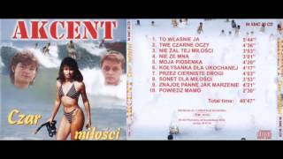 "Video thumbnail of ""Akcent - Nie Żal Tej Miłości (1995)"""