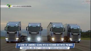 Nueva generación de camiones Scania NTG - Parte 1