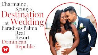 Emotional Interracial Couples Destination Wedding | Paradisus Palma Real Resort
