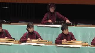 「ギザギザハートの子守歌」第11回琴伝流シニアコンサートin倉敷 大正琴演奏