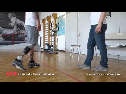 Apparecchiatura per il trattamento di osteoartrite delle articolazioni