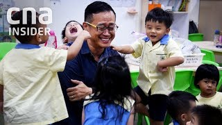 Meet The Male Pre-school Teacher