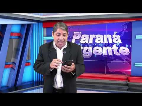 Programa Paraná Urgente Quarta Feira 27 01 2021