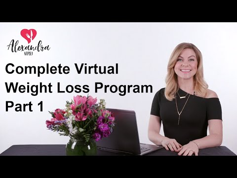 Complete Virtual Weight Loss Program   The Hungry Health Coach