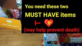 Pandemic: What Emergency Supplies You Should Stock Up On For Survival