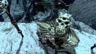 Skyrim Dawnguard: Touching The Sky Part 3