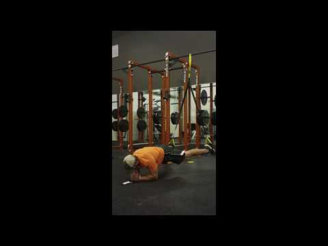 TRX Plank with Abduction