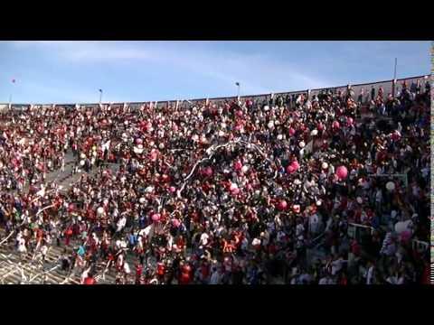 """""""Huracán 3 vs Banfield 0 - Video I - HuracánTV-"""" Barra: La Banda de la Quema • Club: Huracán"""