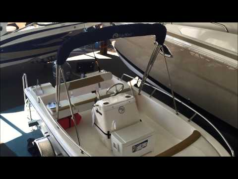 Edgewater 158CS Center Sport video