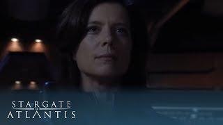 Elizabeth Weir Gets to Work | Stargate Atlantis