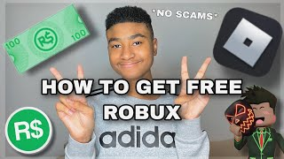 HOW TO GET FREE ROBUX | NO SCAMS | NO VERIFICATIONS